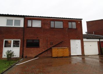 Thumbnail 4 bedroom terraced house to rent in Herdman Close, Greenleys, Milton Keynes
