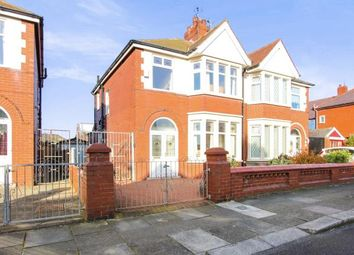 Thumbnail 3 bed semi-detached house for sale in Hodgson Road, Blackpool, Lancashire, England