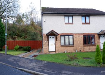Thumbnail 2 bed semi-detached house for sale in Millview Meadows, Neilston