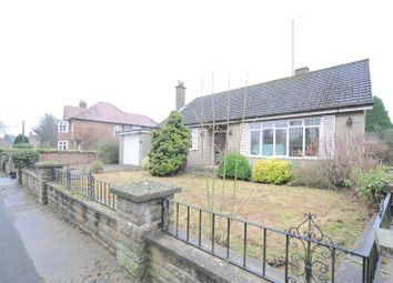 Thumbnail 2 bed detached bungalow to rent in Stonehaven, Church Lane, Driffield