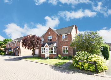 Thumbnail 4 bed detached house for sale in Clay Pit Lane, Dickens Heath, Shirley, Solihull
