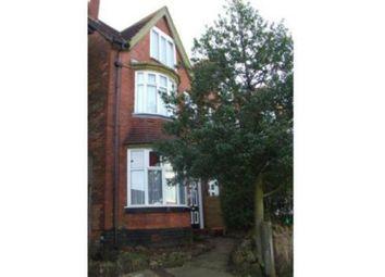 Thumbnail 2 bed flat to rent in Cecil Road, Erdington, Birmingham