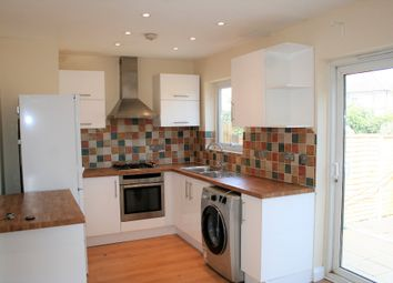 Thumbnail 4 bedroom terraced house to rent in Riverside Drive, Mitcham