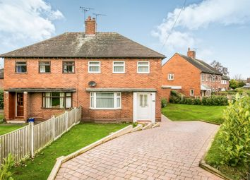 Thumbnail 3 bed semi-detached house for sale in Chester Road, Helsby, Frodsham