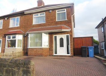 Thumbnail 3 bed semi-detached house for sale in Haydn Road, Chaddesden, Derby