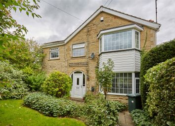 Thumbnail 4 bed detached house for sale in Sutton Drive, Cullingworth