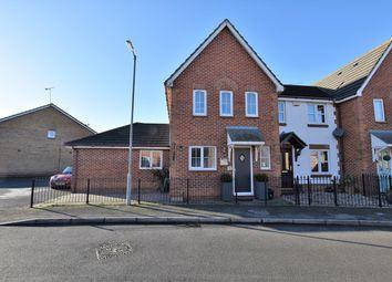 3 bed end terrace house for sale in Temple Way, Heybridge, Maldon CM9