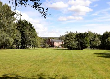 Thumbnail 5 bed equestrian property for sale in Lee Road, Saunderton Lee, Princes Risborough, Buckinghamshire