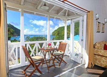 Thumbnail 2 bedroom town house for sale in Marina Village Apartment, Marigot Bay, St Lucia