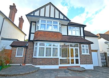 Thumbnail 4 bed detached house to rent in Upper Shirley Road, Croydon