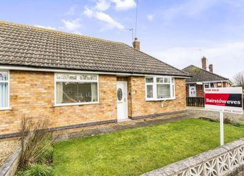 Thumbnail 2 bed bungalow for sale in Kennedy Avenue, Skegness, Lincolnshire, England