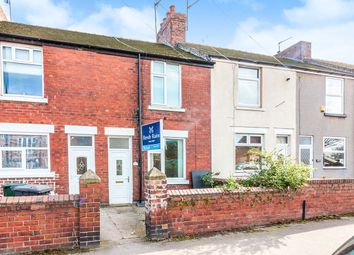 Thumbnail 2 bed terraced house for sale in Doncaster Road, Rotherham