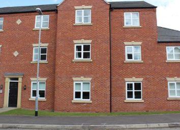 Thumbnail 2 bedroom flat for sale in Bellamy Drive, Kirkby-In-Ashfield, Nottingham