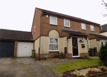 Thumbnail 3 bedroom semi-detached house to rent in Pickering Drive, Emerson Valley, Milton Keynes