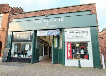 Thumbnail Commercial property for sale in Yates Yard, High Street, Eccleshall, Stafford