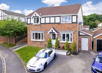 Thumbnail 3 bed semi-detached house for sale in Heather Way, Harrogate, North Yorkshire