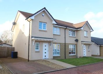 Thumbnail 3 bedroom semi-detached house for sale in Lime Way, Perceton, Irvine, North Ayrshire