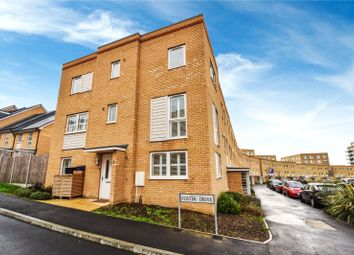 Thumbnail 4 bed end terrace house for sale in Foster Drive, Phoenix Quarter, Dartford, Kent