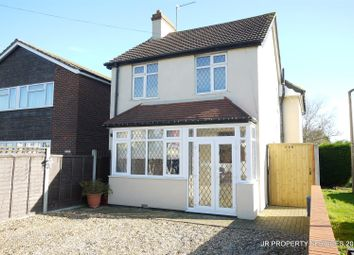 Thumbnail 3 bed detached house for sale in Churchgate Road, Cheshunt, Waltham Cross