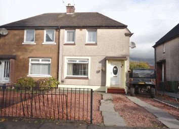 Thumbnail 2 bed semi-detached house for sale in Stirling Road, Tullibody, Alloa