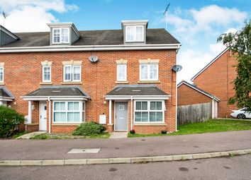 Thumbnail 4 bedroom link-detached house for sale in Samian Close, Gateford, Worksop