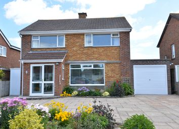 Thumbnail 4 bed detached house for sale in Mount Avenue, New Milton