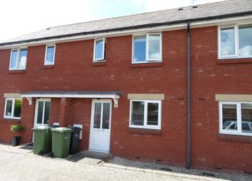 Thumbnail 2 bed terraced house to rent in Kyrle Close, Hereford