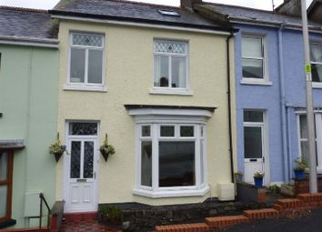 Thumbnail 4 bed terraced house for sale in Clarence Road, Llandeilo