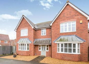 Thumbnail 5 bed detached house for sale in Petersfield Way, Weston, Crewe, Cheshire