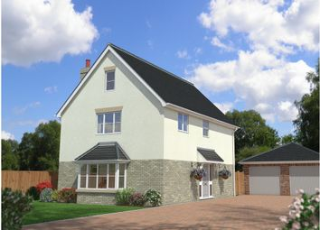 Thumbnail 4 bed detached house for sale in St. Marys Road, Great Bentley, Colchester