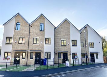 3 bed town house for sale in Plot 1 Fontana, The Embankment, Scholeys Wharf, Mexborough S64