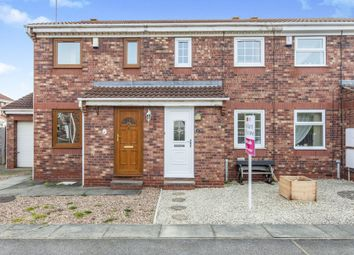 2 bed terraced house for sale in Meadowgates, Bolton-Upon-Dearne, Rotherham S63