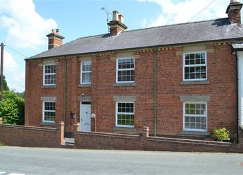 Thumbnail 3 bed semi-detached house for sale in Tyrmelin, Kerry, Newtown, Powys