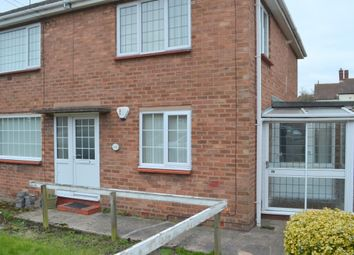 Thumbnail 2 bed flat to rent in Orchard Grove, Lower Gornal