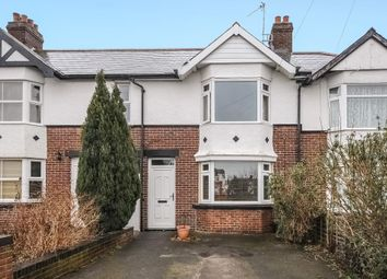 Thumbnail 2 bedroom terraced house for sale in Bailey Road, Oxford OX4,