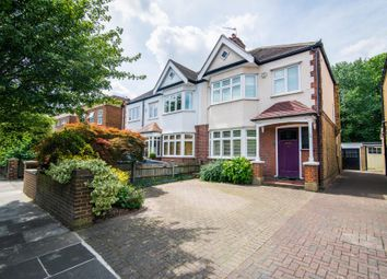 Thumbnail 3 bed semi-detached house for sale in Strawberry Vale, Strawberry Hill