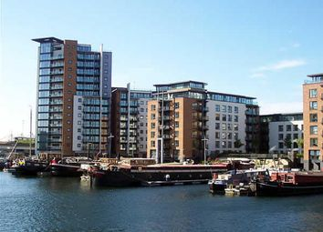 Thumbnail 2 bed flat for sale in Boadwalk Place, London