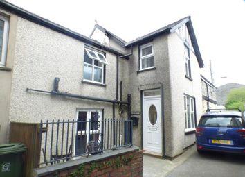 Thumbnail 3 bed terraced house for sale in High Street, Blaenau Ffestiniog, Gwynedd