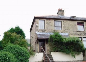 Thumbnail 2 bed terraced house for sale in Bendwood Close, Padiham, Burnley