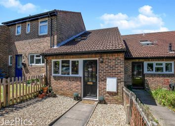 Thumbnail 2 bedroom terraced house for sale in Meadows Leigh Close, Weybridge