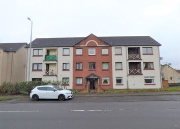 Thumbnail 3 bed flat for sale in Quarry Street, Motherwell