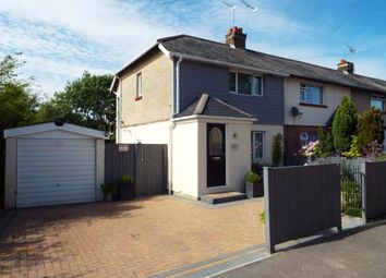 Thumbnail 2 bed end terrace house for sale in Purbrook, Waterlooville, Hampshire