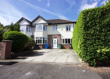 Thumbnail 5 bed property for sale in Ravens Close, Prestwich, Manchester