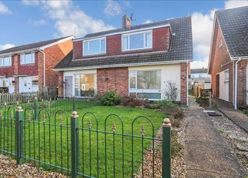 3 bed semi-detached house for sale in Lannimore Close, Brant Road, Lincoln LN5