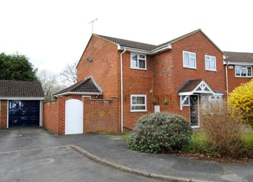 Thumbnail 4 bedroom detached house for sale in Dumas Close, Yateley