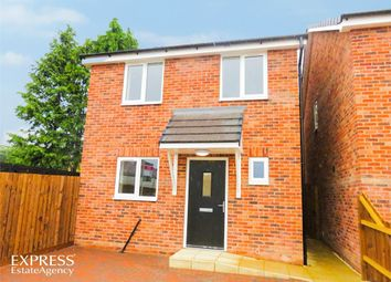 Thumbnail 3 bed detached house for sale in Rosewood Drive, Kirkby-In-Ashfield, Nottingham