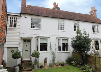 Thumbnail 3 bed end terrace house for sale in High Street, Tenterden