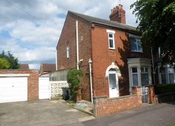 Thumbnail 3 bed semi-detached house to rent in Alexandra Road, New England, Peterborough