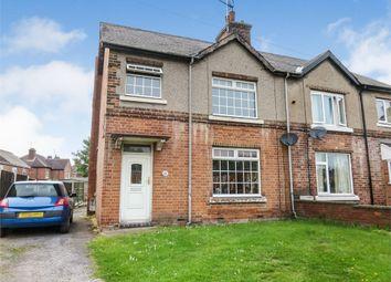 Thumbnail 3 bed semi-detached house for sale in Newark Road, New Ollerton, Newark, Nottinghamshire
