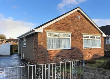 Thumbnail 3 bed detached bungalow for sale in Weig Fach Lane, Fforestfach, Swansea